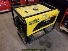Used 2012 Wacker GV3