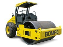 Used 1990 BOMAG BW17