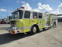 2003 E-One C2 Pumper