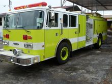 1992 Pierce Javelin Fire Truck