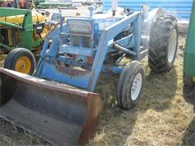 Used 1966 FORD 4000