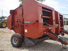 Used 2009 AGCO 5556A