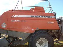 2008 MASSEY-FERGUSON 2190