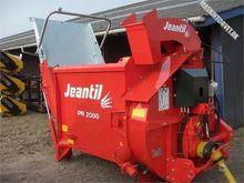 Used 2015 Jeantil HH