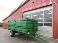 Kellfri 7CBX-6 tipper truck