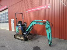 Used IHI 15 in Ribe,