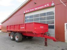 2010 Baastrup Contractor wagon