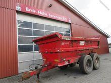 THOMPSON 10 T dump truck