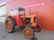 Nuffield 460 2WD