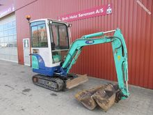 Used IHI 18 in Ribe,
