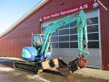 Used IHI 65 in Ribe,