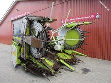 Used CLAAS RU600 in