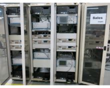 Mobile Phone TEST RACK