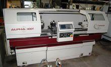 HARRISON ALPHA 400T CNC GAP BED