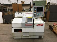 HAAS MINI LATHE CNC TURNING CEN