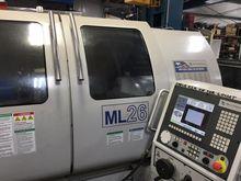 MILLTRONICS ML-26 CNC COMBINATI