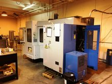 HYUNDAI SPT-H400 CNC HORIZONTAL