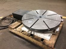 25″ TROYKE DL-25A ROTARY TABLE