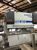 150 Ton x 10′ Strippit LVD