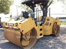 2008 Caterpillar CB 534D