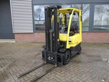 Used 2011 HYSTER H1.