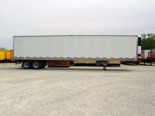 1998 UTILITY Reefer Trailers