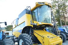 2001 NEW HOLLAND MIETITREBBIA C
