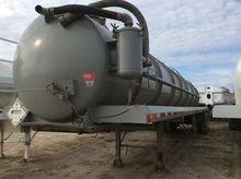 1998 Pioneer 130BBL Vacuum Tank