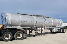 2013 Polar 8400 Gallon Crude Oi