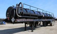2015 Dragon 130BBL Vacuum Tank