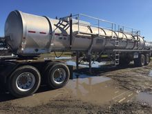 2006 Stephens Septic Trailer *P