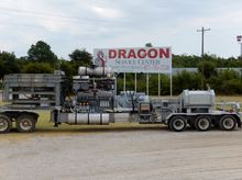 Dragon 2500HP Frac Pump Trailer
