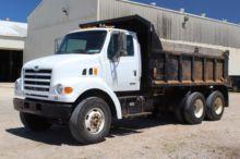 2002 Sterling 7500 Dump Truck