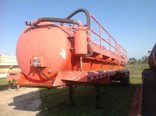 2006 Dragon 130BBL Vacuum Tank