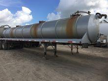 2009 Galyean 130BBL Steel Vacuu