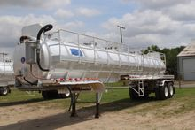 2008 Dragon 150BBL Aluminum Vac