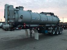 2009 Presvac Tri/A Vacuum Tanke