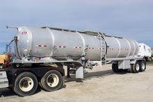 2012 Polar 8400 Gallon Crude Oi