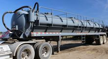 2014 Dragon 130BBL Vacuum Tank