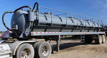 2014 Dragon 130BBL Vacuum Tank