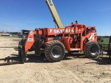 2005 SkyTrak 10054 Forklift
