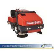 Demo Powerboss Atlas LP Sweeper