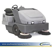 Demo Advance Exterra LP Sweeper