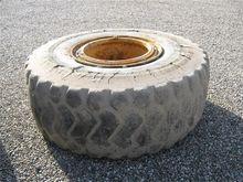 1 dæk på fælg - 12 huller D59