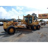 1996 CATERPILLAR 140H 9ZN1-UP