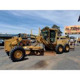2001 CATERPILLAR 140H 9ZN1-UP