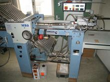 Used 1991 MBO T 45-1