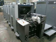 2013 HEIDELBERG SX 52-6-P-LX UV