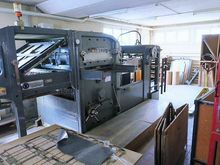 BOBST SP 1080-180T