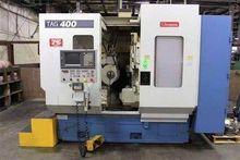 GLEASON TAG400 CNC GEAR GRINDER